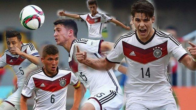 Almanyada parlayan Türkler!