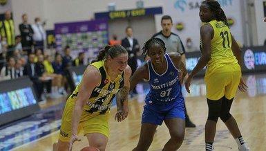 Fenerbahçe Safiport - Basket Landes: 65 - 70 | MAÇ SONUCU - ÖZET