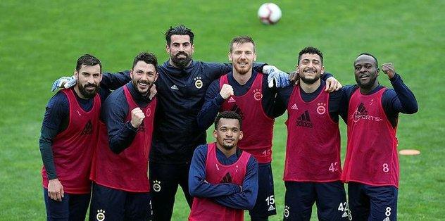 İşte Fenerbahçe'nin Galatasaray 11'i