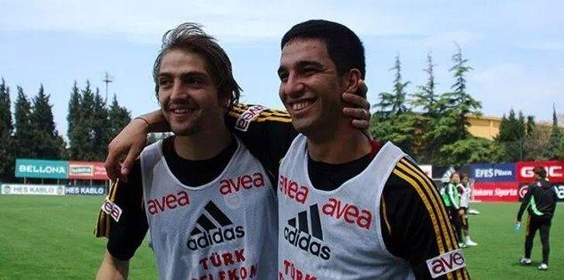 Galatasaray'dan transfer atağı! Arda Turan ve Caner Erkin...