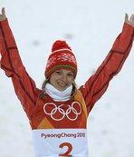 Huskova altın madalya kazandı