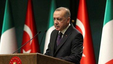 Başkan Erdoğan'dan Lefter'i anma mesajı