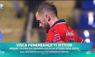 Edin Visca Fenerbahçe'yi istiyor
