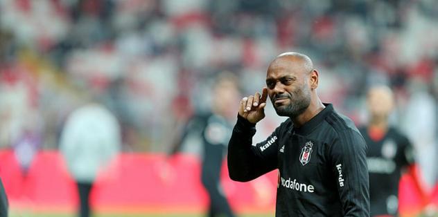 Beşiktaş Vagner Love hakkında disiplin süreci başlattı