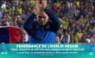 Fenerbahçe liderlik hesabı