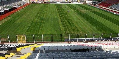Akhisar yeni stadına kavuşuyor