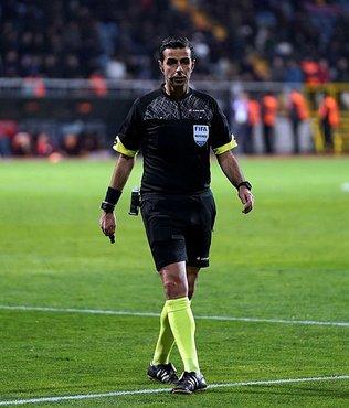 Kayserispor Göztepe maçında Mete Kalkavan düdük çalacak