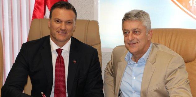 Samsunspor'da Alpay Özalan dönemi
