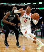 Rockets Celtics'i uzatmada devirdi!