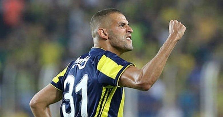 Fenerbahçede Slimaninin yerine sürpriz golcü geliyor!