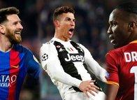 Şampiyonlar Ligi'nin en golcü 20 futbolcusu