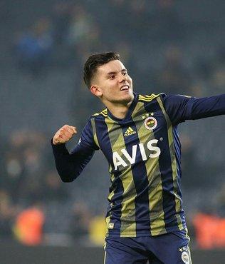 Fenerbahçe'ye Ferdi Kadıoğlu müjdesi! Transfer...