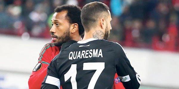 Manuel Fernandes Beşiktaşa dönüyor!