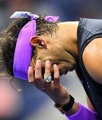 Rafael Nadal'a bir şok daha!