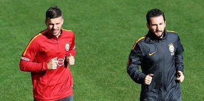 Lukas Podolski takımdan ayrı çalıştı