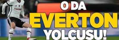 Beşiktaş'tan sonra Everton'da takım arkadaşı oluyorlar!