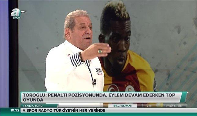 Rizespor-Galatasaray maçında kural hatası var mı? Erman Toroğlu açıkladı!