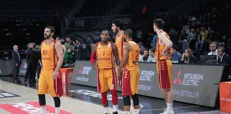 Galatasaray, Castors Braine'i konuk edecek