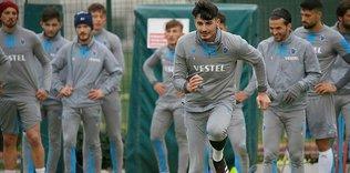 Trabzonspor, Çaykur Rizespor maçı hazırlıklarını tamamladı