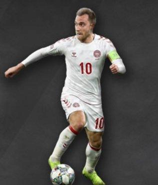 Moses'ın ardından Christian Eriksen da Inter'e!