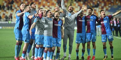 Yeni Malatyaspor 1-3 Trabzonspor | MAÇ SONUCU