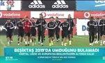 Beşiktaş 2019'da umduğunu bulamadı