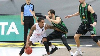 Bahçeşehir Koleji Badalona'ya 91-72 mağlup oldu