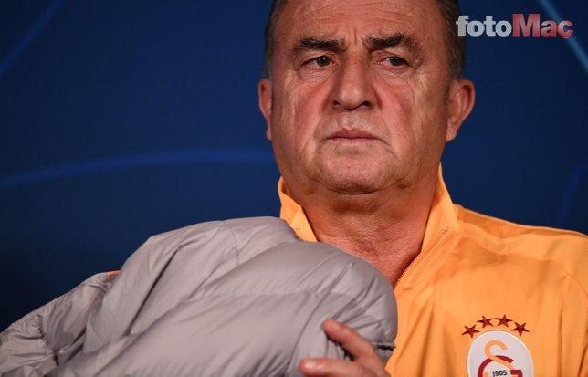 Falcao PSG maçında oynayacak mı? Fatih Terim açıkladı...