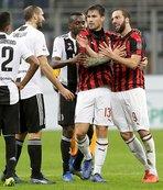 Milan - Juventus maçında ortalık karıştı! Ronaldo...