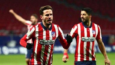 Atletico Madrid Sevilla: 2-0 (MAÇ SONUCU - ÖZET)