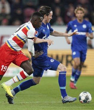 Mainz 0-0 Schalke 04   ÖZET İZLE