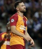 Galatasaray'da ayrılık! İşte yeni takımı