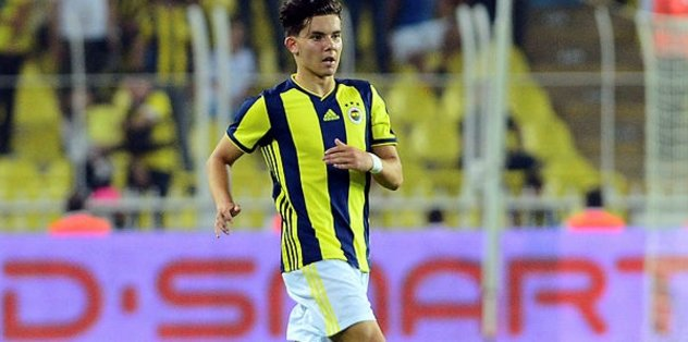 Fenerbahçe-Gazişehir Gaziantep mücadelesinden kareler!