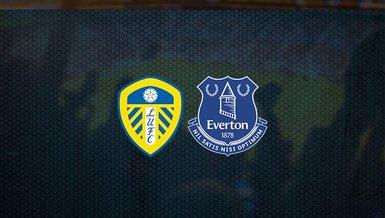 Leeds United - Everton maçı ne zaman, saat kaçta ve hangi kanalda canlı yayınlanacak? | İngiltere Premier Lig