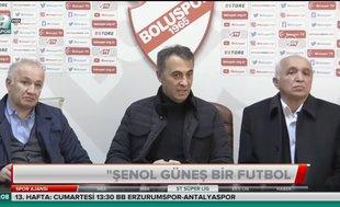 """Fikret Orman: """"Şenol Güneş bir futbol markası"""""""