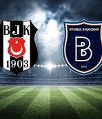 Beşiktaş - Başakşehir maçı saat kaçta, hangi kanalda?