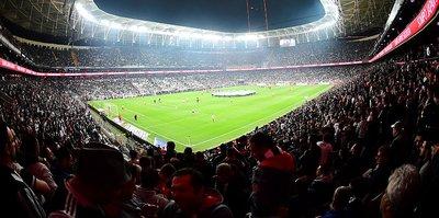 Vodafone Park 2 yaşında