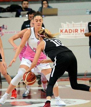 Agü Spor, Beşiktaş'ı farklı geçti