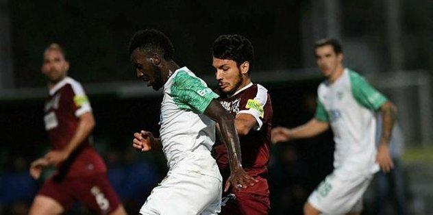 Bursaspor, Rizespor maçı öncesi moral depoladı