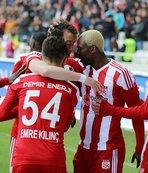Sivasspor seriyi bozmadı