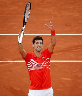 Madrid Açık'ta şampiyon Djokovic