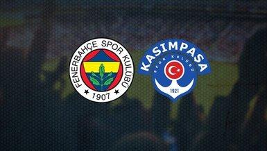 Fenerbahçe - Kasımpaşa maçı | CANLI