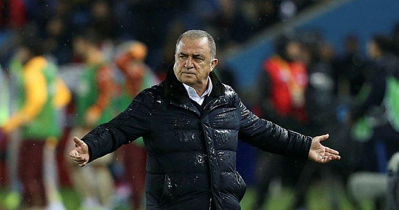 Fatih Terim'den maç sonu flaş sözler: Benden özür diledi