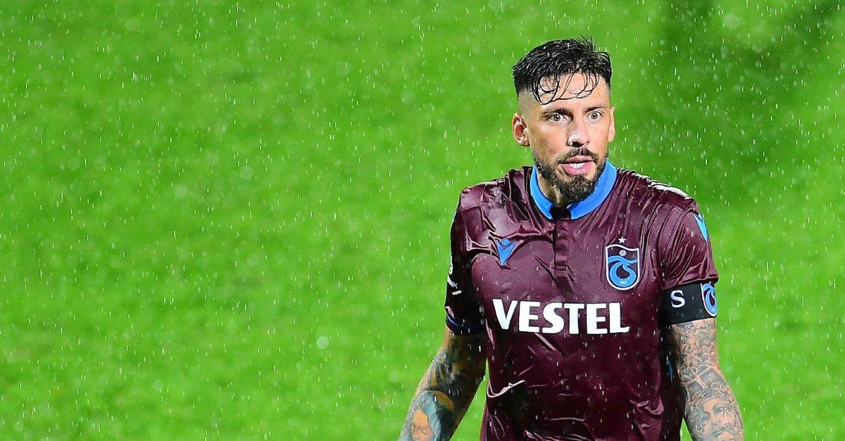Şok Yaratan Jose Sosa Iddiası Trabzonspor'A Haber Yolladı!