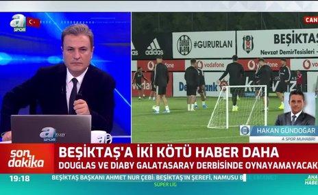 Beşiktaş'ta üç önemli eksik