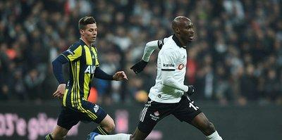 Beşiktaş'ta Atiba'ya 1 yıllık yeni sözleşme