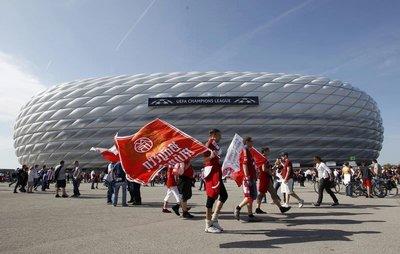 Bayern Münih - Chelsea (Şampiyonlar Ligi Finali)