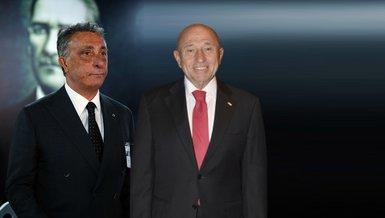Son dakika spor haberleri | Beşiktaş ve TFF'den Galatasaray, Trabzonspor ve Fenerbahçe'ye çağrı!