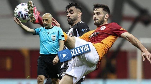 Galatasaray Beşiktaş maçı sonrası Emre Kocadağ'dan hakem isyanı! Sonuca etki etti #