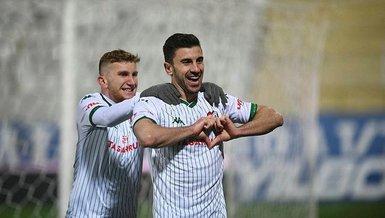 Son dakika spor haberleri: Bursaspor Onur Atasayar ile yeniden anlaşma sağladı!